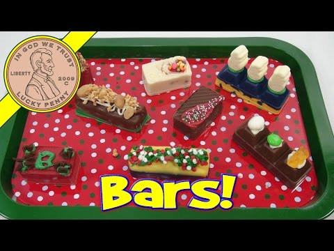 Chocolate Bar Maker, Moose Toys - I Make A Bunch Of Candy Bars!
