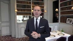 Julien Gardin presents restaurant La Grande Maison by Pierre Gagnaire