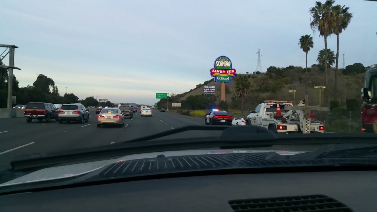Accident I 80 Fairfield CA