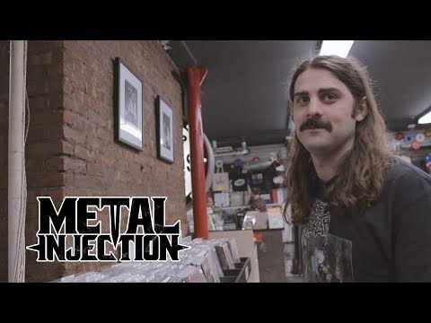 Chase Of GATECREEPER Goes Record Shopping | Metal Injection