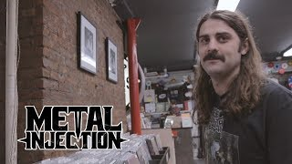 Gambar cover Chase Of GATECREEPER Goes Record Shopping | Metal Injection