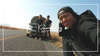 南アフリカロードトリップが始まりました!!!!!! 【Part Zero】/Road Trip in South Africa!!!!!!