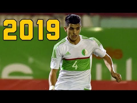 Youcef Atal 2019 ● Dribbling Skills, Interceptions & Speed ● The Future of Algeria 🇩🇿