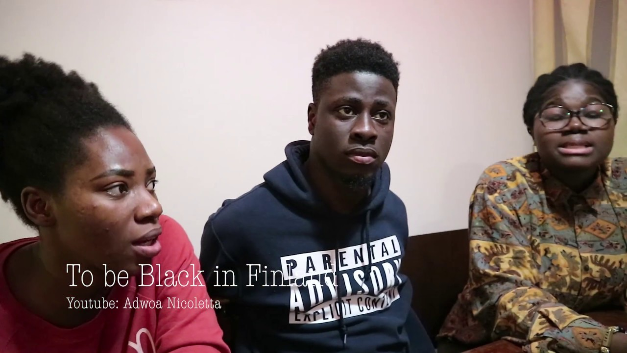 To be Black in Finland | Adwoa Nicoletta