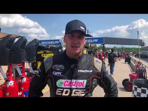 Inside Track TV  DJ Kennington CTMP Truck Series Race Aug 26 2018