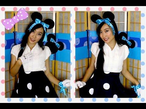 (DIY) Disney Minnie Mouse Costume