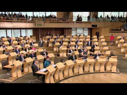 General Questions - Scottish Parliament: 8th September 2016