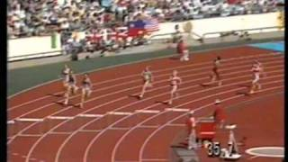 Debbie Flintoff-King - 1988 Olympic 400m Hurdles Final