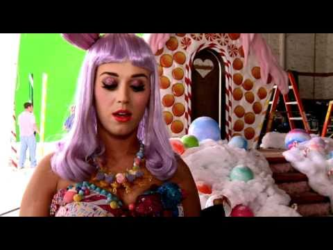 "Katy Perry - The Making of ""California Gurls"" Thumbnail image"
