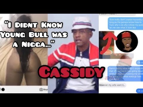 Philly Rapper Cassidy CAUGHT w/ Transgender After 3SUM (TEXT MESSAGES)