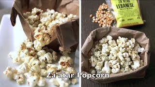 Zaatar Popcorn - City Cookin'