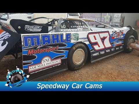 #97 Aaron Guinn - Sportsman - 9-3-17 Tazewell Speedway - In Car Camera