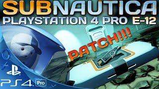 Subnautica PS4 Pro Deutsch PATCH ! V1.05 Playstation 4 German Deutsch Gameplay #12