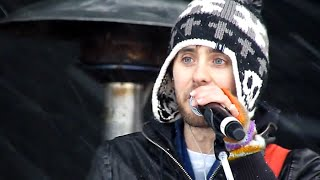 "30 Seconds To Mars - ""Attack"" (Soundcheck, Park City, 23.01.10)"