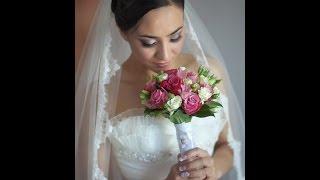Букет невесты в Алматы, бутоньерки, свадебная флористика