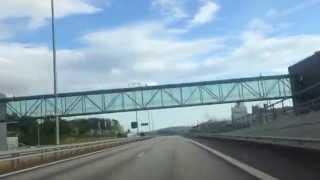 Nya E45 Stora viken - Angered - Olskroken Göteborg