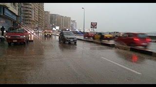 «الصرف الصحي» بالإسكندرية: قادرون على استيعاب 1,6 مليون متر مكعب من مياه الأمطار