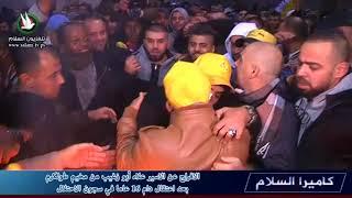 الافراج عن الاسير علاء أبو زغيب من مخيم طولكرم  بعد اعتقال دام 16 عاما في سجون الاحتلال