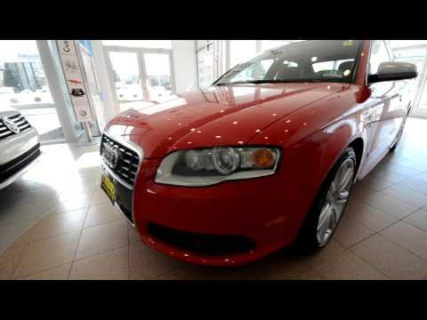 2007 Audi S4 V8 MANUAL (stk# 3623A ) for sale at Trend Motors Used Car Center in Rockaway, NJ