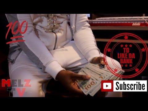 CANARSIE RAPPER TD LIKE DA BANK SHOWS 40K & SAYS HE GOT NEW MUSIC WITH SKRELL PAID , ENVY CAINE