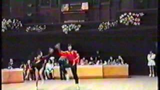 Acrobatic Rock'n'roll - Yavor Kunchev, Dochka Markova - 1997