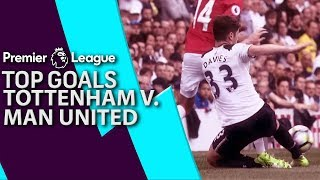 Tottenham v. Man United: Top Premier League goals | NBC Sports