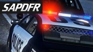 SAPDFR E50 - Get out of My Truck | I Run