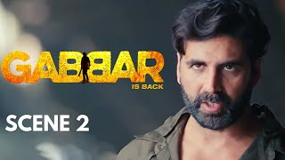 Download Gabbar Is Back | Scene 2 | Corrupt District Collector Kidnapped By Gabbar |  | Akshay Kumar
