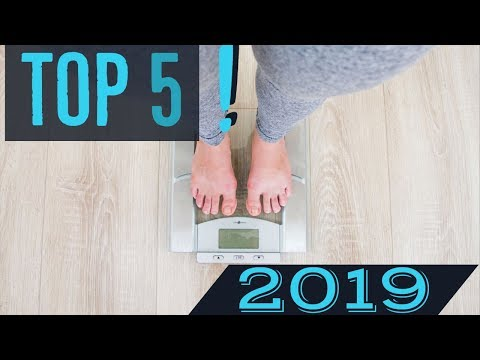 TOP 5: Best Bathroom Scale in 2019