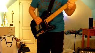 Third Eye Blind - Jumper (Electric Guitar Cover)