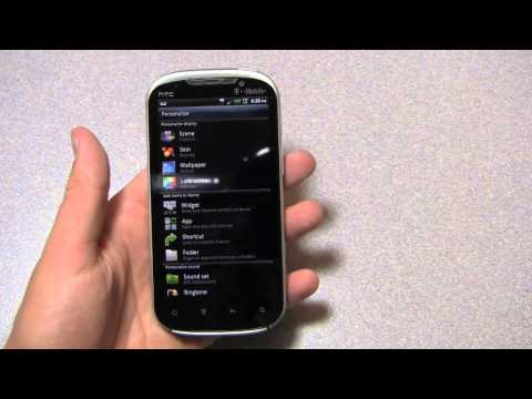 HTC Amaze 4G Review Part 1