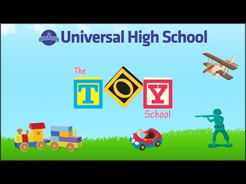 Universal High, Thane - Annual Day Celebration 2017-18 - The TOY School - Show 2