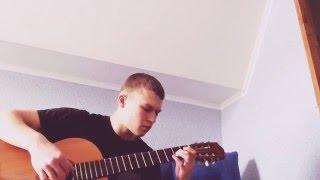 Крёстный отец на гитаре, ноты