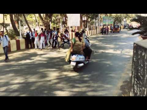 Invisible rope funny frank @college road nashik
