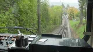 Stuttgart SSB Zacke シュツットガルト市電 ラックレール電車