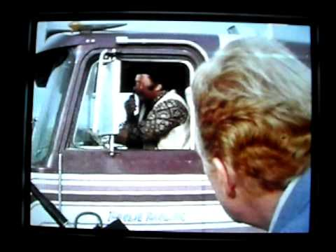 CONVOY movie scene that was deleted from the dvd