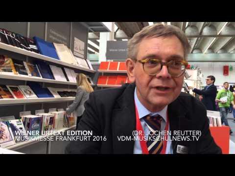 Wiener Urtext Edition - VdM-MusikschulNews.TV Musikmesse 2016