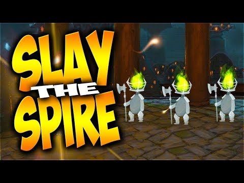 Slay The Spire - POISON - Let's Play Slay The Spire   Gameplay Part 4 (Deckbuilding Roguelike)