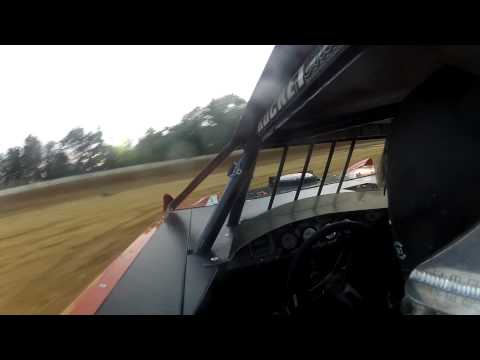 Kenny Moreland In-car, Potomac Speedway, Time trails, 5/27/12