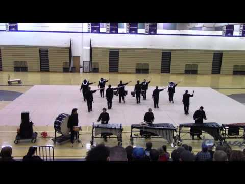 Spanish Springs High School Drumline - 3/11/16