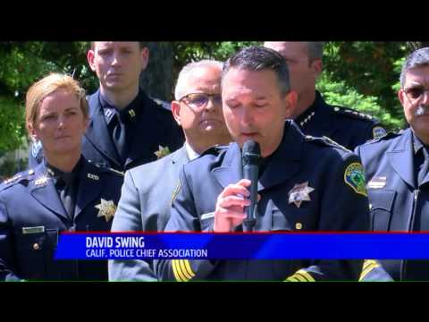 California Lawmakers, Police Work to Detect Drugged Drivers