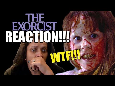Download THE EXORCIST (1973) MOVIE REACTION!! FIRST TIME WATCHING! WTF AM I WATCHING???!!!