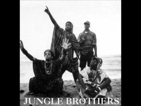 Jungle Brothers (Crazy Wisdom Masters) - JB's Comin' Through