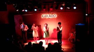 すぺあみんと/逢いたいね(SMOOTH ACE) 2013/04/07 御茶ノ水KAKADO htt...