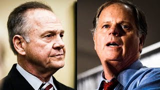 Doug Jones Must BEAT Roy Moore In Alabama