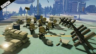 Video My Soldiers SUCK!  3D Advance Wars - Tiny Metal Gameplay! download MP3, 3GP, MP4, WEBM, AVI, FLV Desember 2017