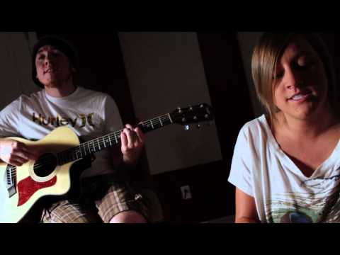The Script - Nothing - Katy McAllister and Jeff Hendrick Cover