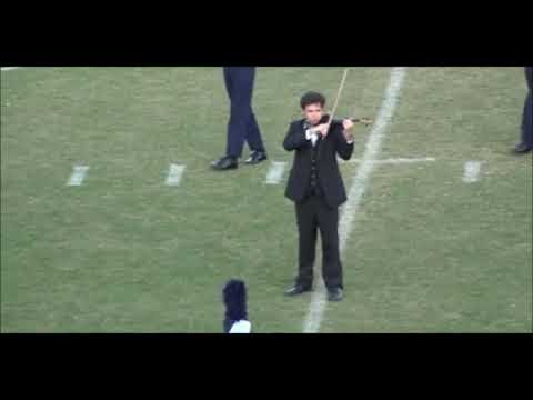 The Chapin High School Marching Eagles @ the White Knoll Invitational