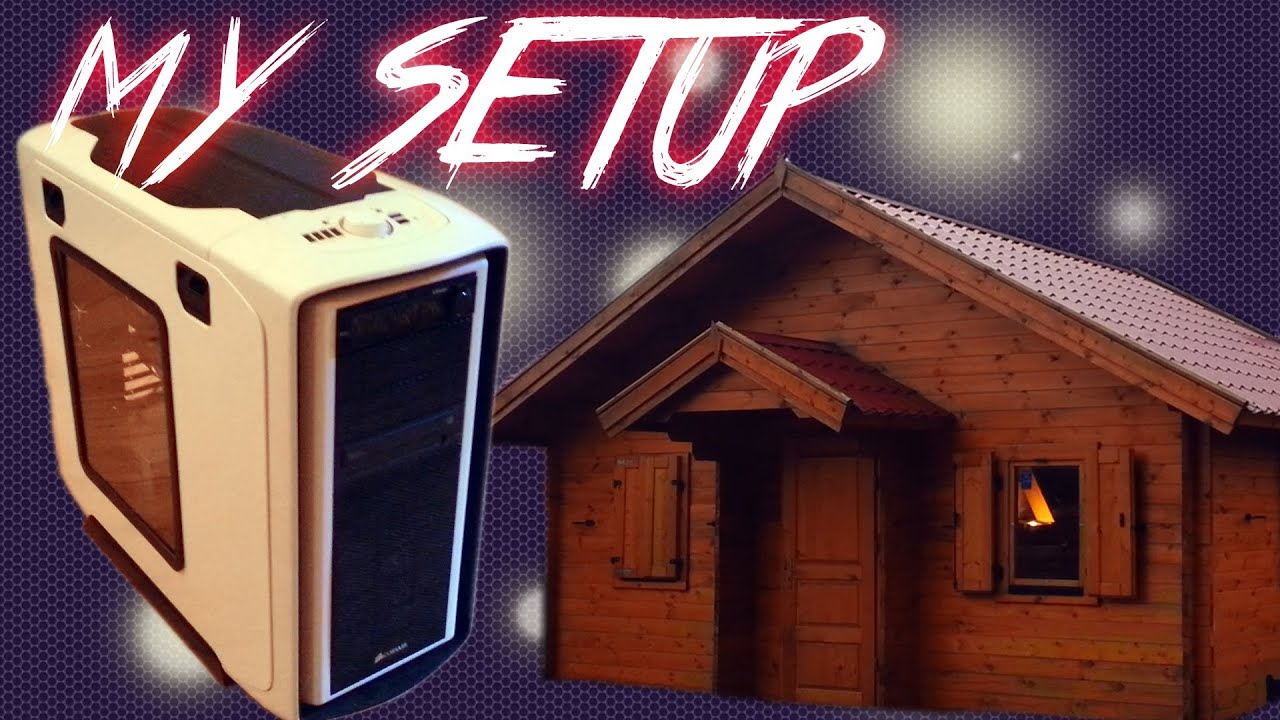 vlog my setup amp home tour a peek behind the curtain