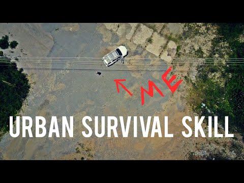 QUICK TIP- Urban Survival Skills